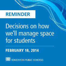 Space for Students Reminder News Image